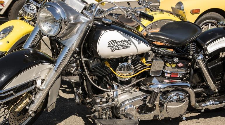КАСКО на мотоцикл
