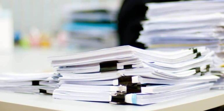 Перечень требуемых документов