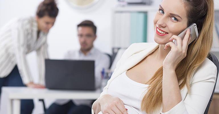 Страховая защита для беременных женщин