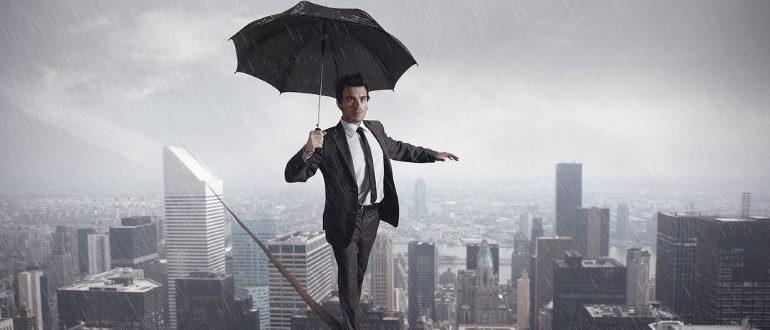 Страхование рисков предпринимательской деятельности